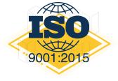 Empresa Certificada ISO9001:2015